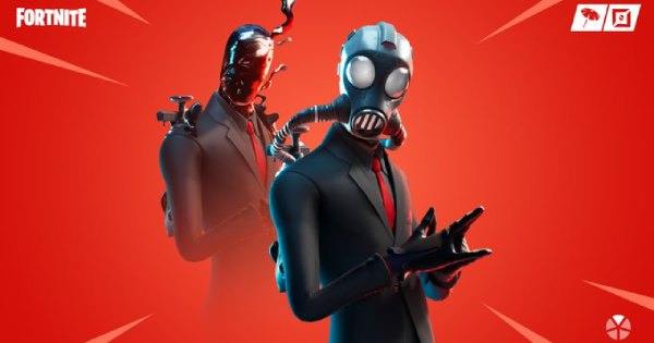 Fortnite   CHAOS AGENT Skin - Set & Styles - GameWith