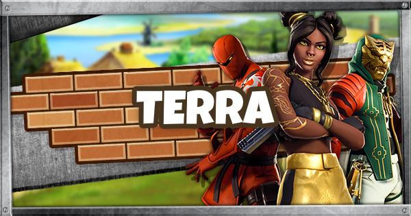 Fortnite | TERRA Skin - Set & Styles - GameWith