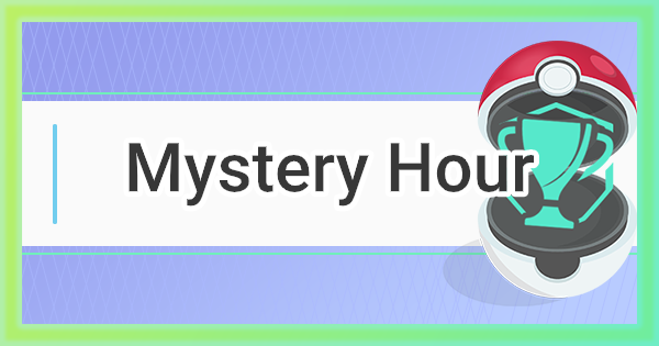 Pokemon Go   Mystery Hour (Feb 20) - GameWith