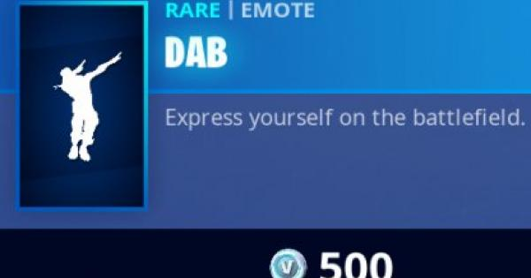 Fortnite | DAB Emote - How To Get - GameWith