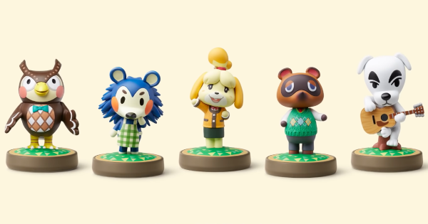 ACNH | Amiibo - Cards & List | Animal Crossing - GameWith