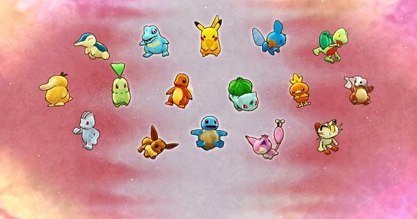 Best Starters List & Quiz Guide - Pokemon Mystery Dungeon DX - GameWith
