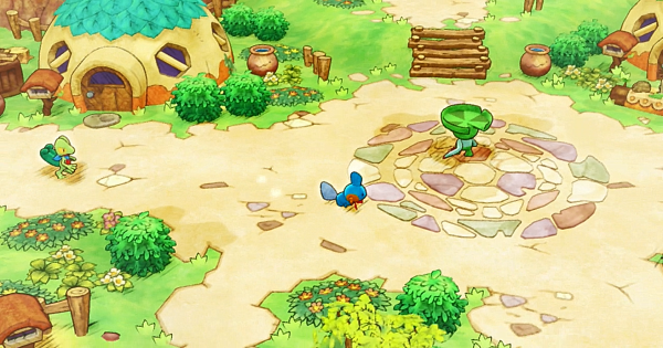 Pokemon Mystery Dungeon DX | Pokemon Square Guide - Facilities & Uses - GameWith