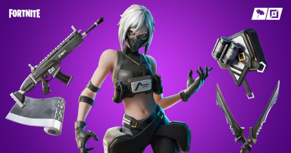 Fortnite | HUSH Skin - Set & Styles - GameWith