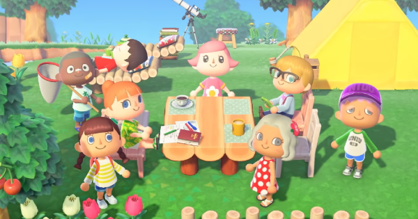 【Animal Crossing】Multiplayer - Play Online & Visit Friends【ACNH】 - GameWith