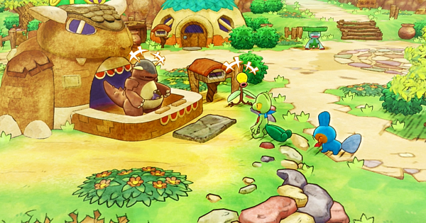 Pokemon Mystery Dungeon DX | Kangaskhan Storage Guide - Facility & Uses - GameWith