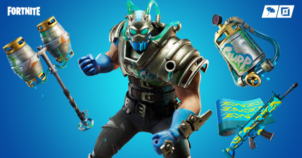 Fortnite | BIG CHUGGUS Skin - Set & Styles - GameWith