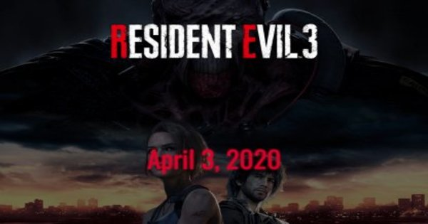 RE3 Remake | Release Date - PS4, PC XBOX One | Resident Evil 3 Remake - GameWith