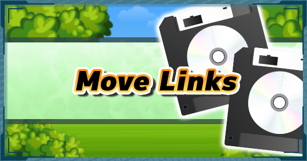 Pokemon Mystery Dungeon DX | Move Link - How to Do & Effects - GameWith