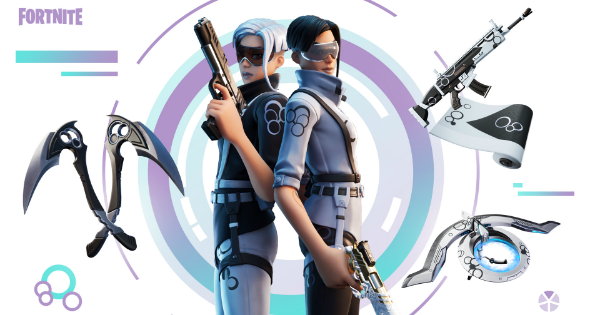 Fortnite | ECHO Skin - Set & Styles - GameWith