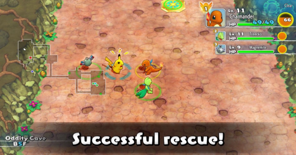 Pokemon Mystery Dungeon DX | How To Rescue Yourself & Friends - GameWith