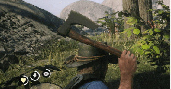 RDR2 | RUSTED HUNTER HATCHET - Stats & Customization | Red Dead Redemption 2