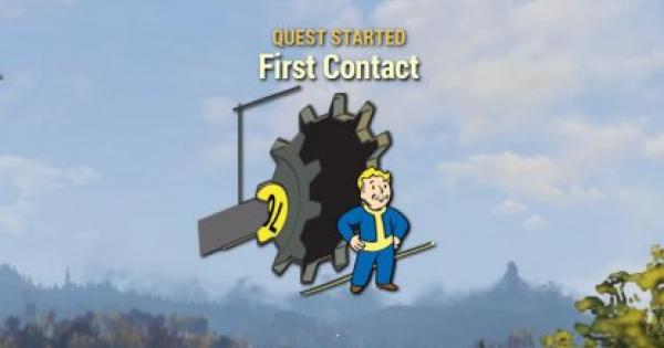 Fallout 76 | First Contact - Quest Walkthrough - GameWith