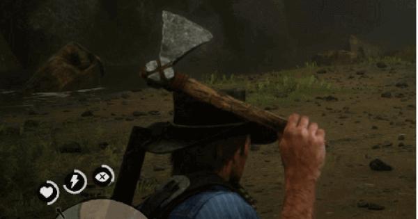 Red Dead Redemption 2 | VIKING HATCHET - Stats & Customization | RDR2