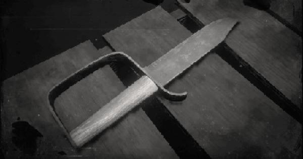 RDR2 | CIVIL WAR KNIFE - Stats & Customization | Red Dead Redemption 2