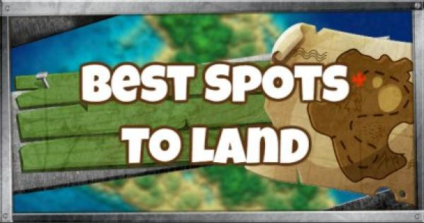 Fortnite | Best Spots To Land - GameWith