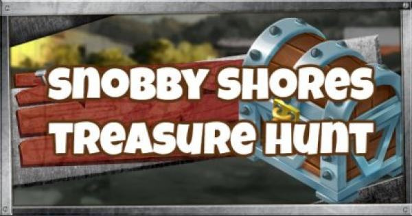 Fortnite | Snobby Shores - Treasure Map Challenge(Week 5) - GameWith