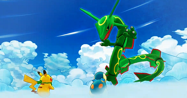 Pokemon Mystery Dungeon DX | Up to Sky Tower - Story Walkthrough - GameWith