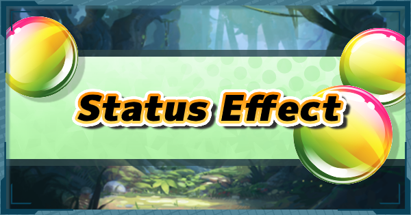 Pokemon Mystery Dungeon DX | Status Condition & Effect Lists - GameWith