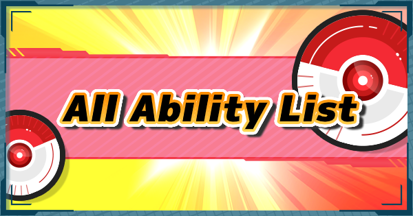 Pokemon Mystery Dungeon DX | All Ability List - Effects & What They Do - GameWith