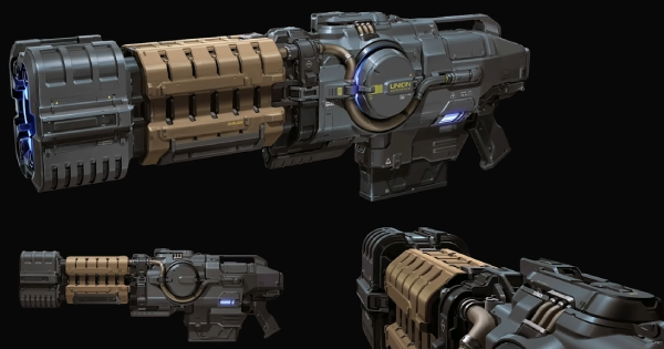 DOOM Eternal   All Weapons List - GameWith