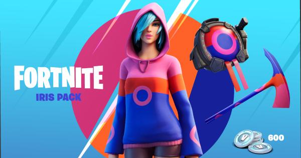 Fortnite | IRIS Skin - Set & Styles - GameWith