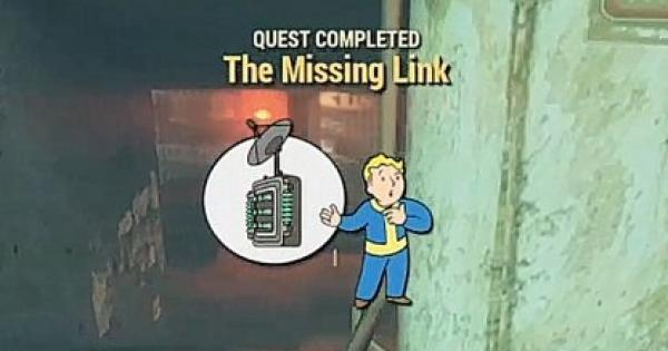 Fallout 76 | The Missing Link - Quest Walkthrough - GameWith