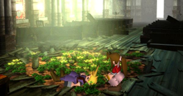 Final Fantasy 7 Original | Sector 5 Slums | FF7 Original - GameWith