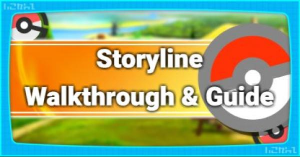 Pokemon Let's Go | Storyline Walkthrough & Guide