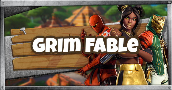 Fortnite | GRIM FABLE Skin - Set & Styles - GameWith