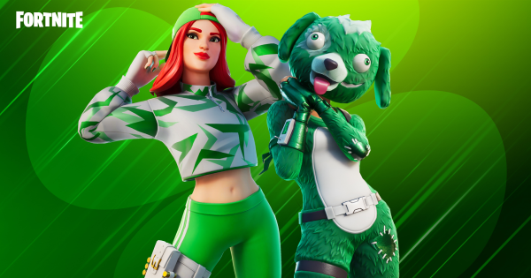 Fortnite | CHANCE Skin - Set & Styles - GameWith