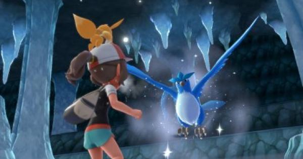 How To Catch Articuno Guide & Location - Pokemon Let's Go