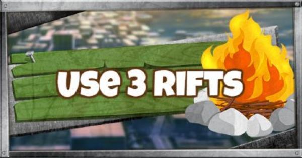 Fortnite | Use Rift Portals Challenge (Week 5)