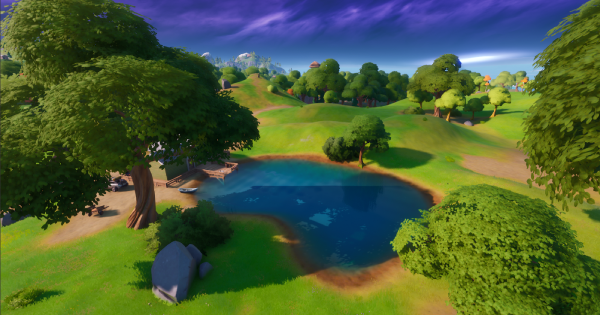 Fortnite | Flopper Pond Location - GameWith