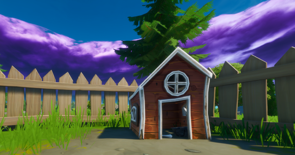 Fortnite | Dog House Locations - GameWith
