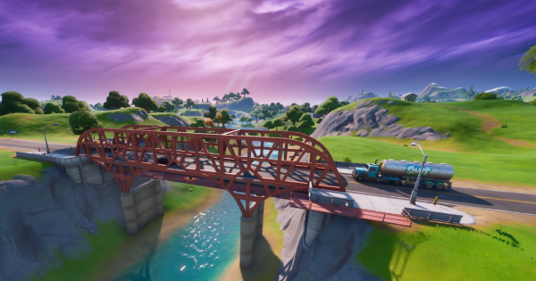 Fortnite | Steel Bridges Location (March 2020) - GameWith