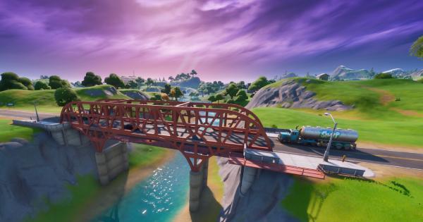 Fortnite | Steel Bridges Location (March 2020)