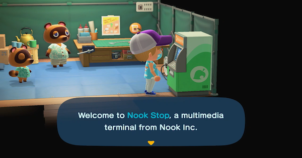【Animal Crossing New Horizons】Nook Stop Explained - Items & Interest【Animal Crossing Switch】 - GameWith