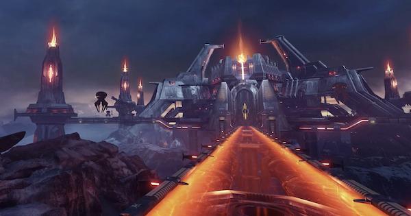 DOOM Eternal | Doom Hunter Base - Mission 4 Story Campaign Walkthrough  - GameWith