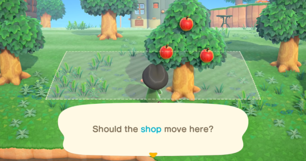 Acnh How To Move House Store Animal Crossing Gamewith