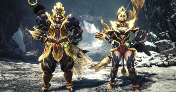 MHW: ICEBORNE | Furious Rajang - Weapons & Armor - GameWith