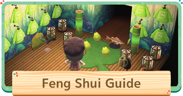 Animal Crossing Feng Shui Guide Colors Acnh Gamewith