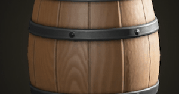 【ACNH】Barrel - How To Get DIY Recipe & Required Materials【Animal Crossing New Horizons】 - GameWith