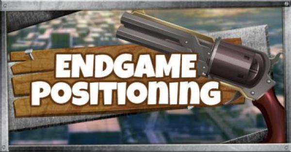 Fortnite | Endgame Positioning Tips