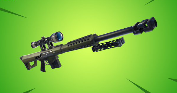 Fortnite | Heavy Sniper Rifle (Heavy Sniper Rifle Guide)