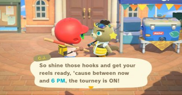 【ACNH】Fishing Tourney (Fishing Tournament) - Prizes & Guide【Animal Crossing New Horizons】 - GameWith