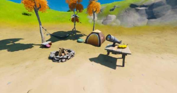 Fortnite | Coastal Campsites Locations - GameWith