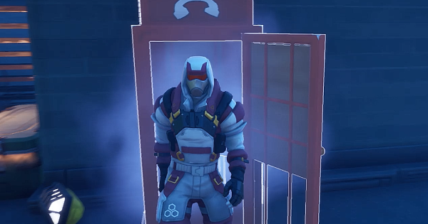 Fortnite |  Portapotty & Phone Booth Location - GameWith
