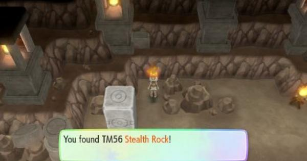 Pokemon Let's Go | Stealth Rock (TM 56) : Move Stats, Pokemon & Where to Get | Pikachu / Eevee - GameWith