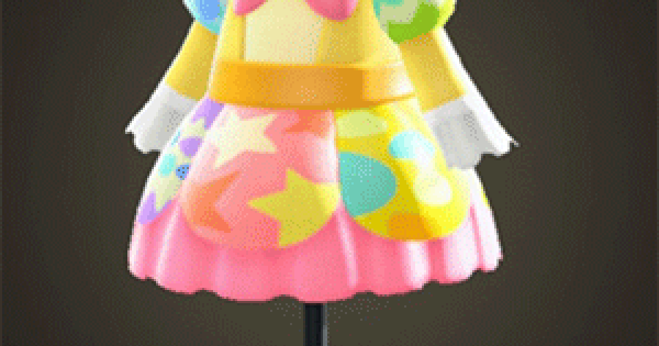 ACNH | Egg party dress - How To Get DIY Recipe & Required Materials | Animal Crossing - GameWith